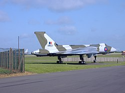 XM607 SIDE VIEW