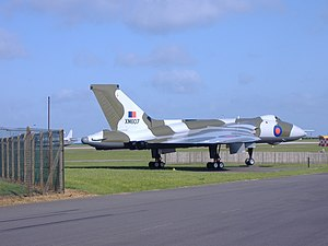 Operation Black Buck - XM607, the first Vulcan to participate in Black Buck