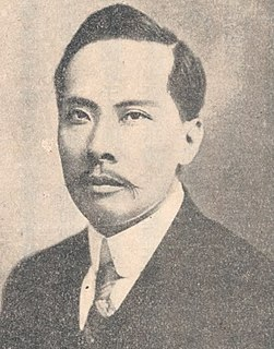 Tse Tsan-tai Chinese revolutionary