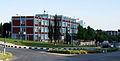 Yakın Doğu Üniversitesi Mimarlık Fakültesi ve YDÜ Girişi.jpg