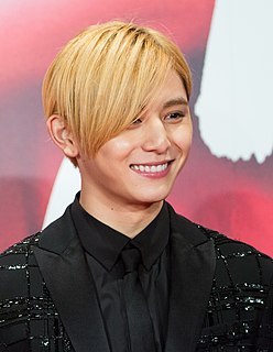 Ryosuke Yamada Japanese singer and actor (born 1993)