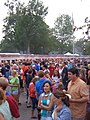 Yarmouth Clam Festival food stalls.JPG