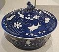 Yongzheng period bowl, porcelain with glaze, Honolulu Museum of Art 2092.JPG