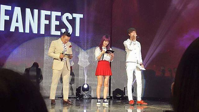 File:YouTube FanFest Korea 2015 in Dingdong & Yangtting ...
