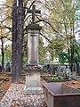 Záběhlický hřbitov, kříž.jpg