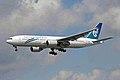 ZK-OKC B777-219ER Air New Zealand YVR 29JUL11 (5989113266).jpg