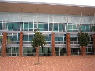 Laredo College - Senator Judith Zaffirini Library