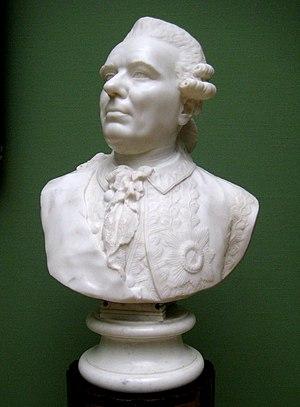 Zakhar Chernyshyov - Marble bust by Fedot Shubin, 1774