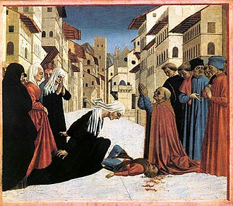 Zenobius of Florence - Image: Zenobius