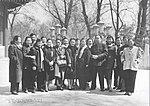 Zhou Enlai, Deng Yingchao and film actresses in Zhongnanhai.jpg