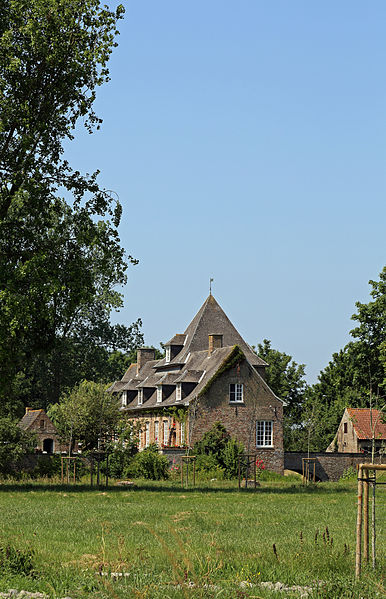 Zuienkerke (Belgium): Cleyhem castle