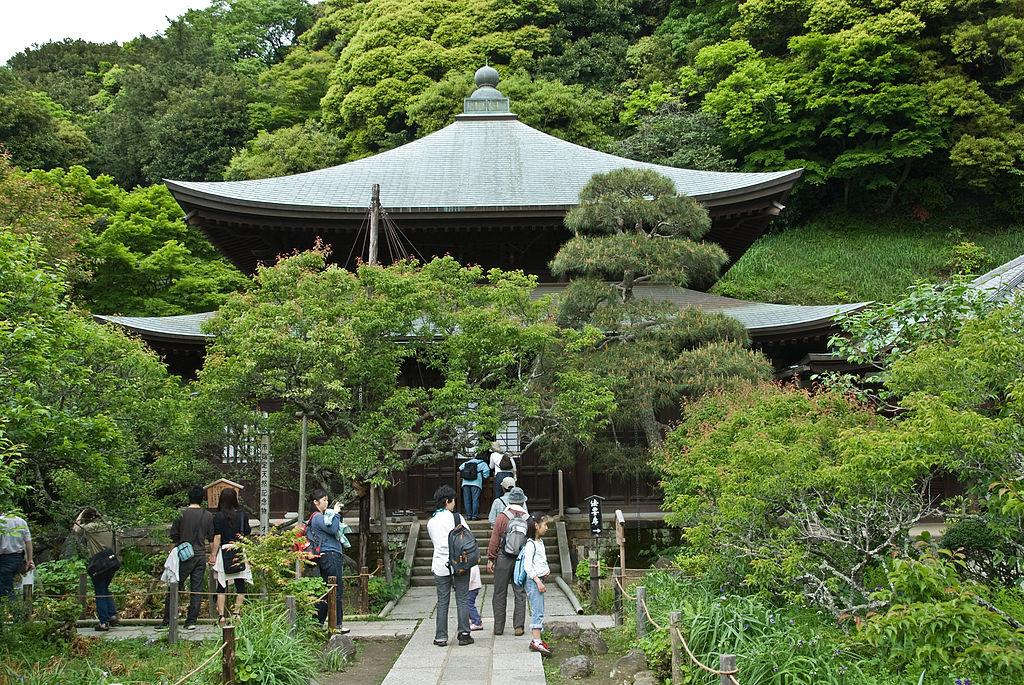 Zuisenji Main Hall Kamakura