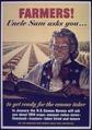 """Farmers, Uncle Sam asks you...To get Ready for the Census Taker"" - NARA - 514239.tif"