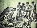 """""""Thémis"""". Par Julien Léopold BOILLY d'après P.P Prud'hon, vers 1860 01.jpg"""