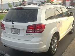 '10 Dodge Journey R-T -- Rear.jpg