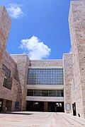 'Centro de Espectaculos' in the Cultural Centre of Belem, Lisbon, Portugal.jpg