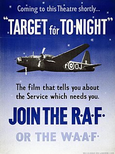 <i>Target for Tonight</i> 1941 film by Harry Watt