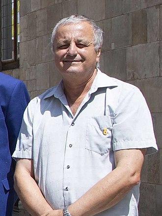 François Alfonsi - Image: (François Alfonsi) El vicepresident del Govern, Pere Aragonès, es reuneix amb una delegació d'eurodiputats de l'Aliança Lliure Europea