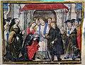 Âges de la vie (le mariage) - Maître de François de Rohan - Musée des Augustins.jpg