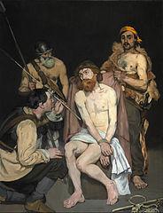 Jésus insulté par les soldats