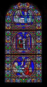 Église Saint-Austremoine - Issoire - Vie de Sainte-Anne.jpg