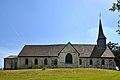 Église Saint-Denis de Norolles. Vue nord.jpg
