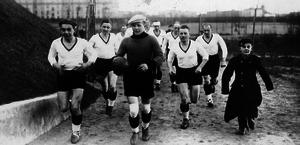 ŁKS Łódź - 1936 ŁKS side.