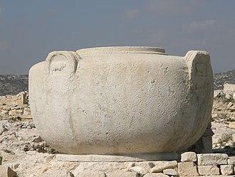 Amathus - Image: Αρχαιότητες της Αμαθούντας 2