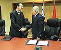 Περιοδεία ΥΠΕΞ, κ. Δ. Δρούτσα, στη Μέση Ανατολή Παλαιστινιακά Εδάφη - Foreign Minister, Mr. D. Droutsas Tours Middle East Palestinian Territories (18.10.2010) (5096249390).jpg