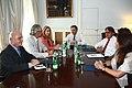 Πρώτη συνάντηση της νέας ηγεσίας του Υπουργείου Εξωτερικών (4967872600).jpg