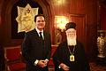 Συνάντηση ΑΝΥΠΕΞ Δ.Δρούτσα με την Α.Θ.Π. τον Οικουμενικό Πατριάρχη κ.κ. Βαρθολομαίο (4948967292).jpg