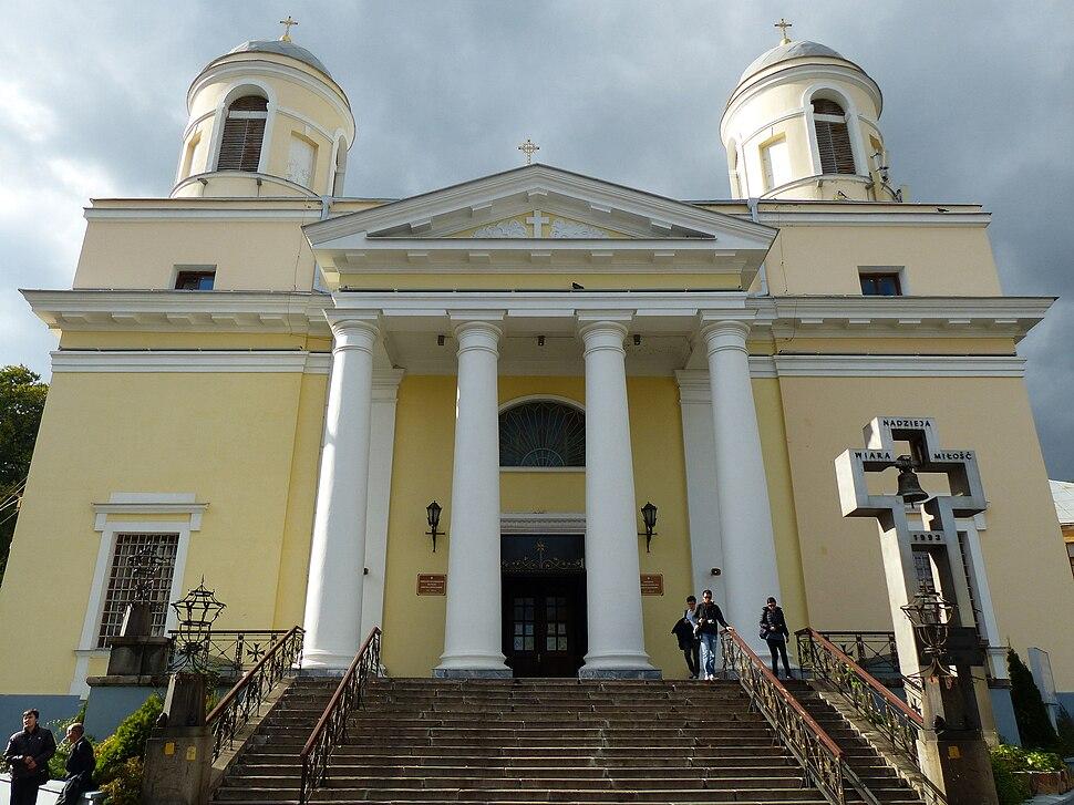 Александровский костёл в Киеве