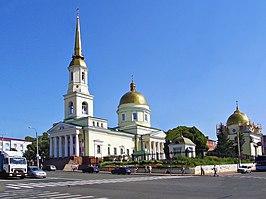 Alexander Nevsky Cathedral, Izhevsk