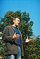 Алексей Навальный 2006 год пикет движения ДА в защиту ПТУ.JPG