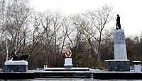Братская могила воинов Советской Армии.JPG