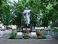 Братська могила воїнів громадянської та ВВВ, де поховано Героя Рад.Союзу Бударіна М.П., Димер.JPG