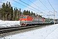 ВЛ10У-451, Russia, Chelyabinsk region, Syrostan - Floysovaya stretch (Trainpix 157057).jpg