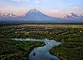 Вечерняя встреча с домашними вулканами.jpg