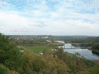 Rylsk, Russia Town in Kursk Oblast, Russia