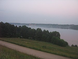 Navoloki, Ivanovo Oblast - View of Navoloki