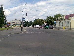 Korsun-Shevchenkivskyi - Korsun downtown