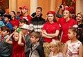 В Военно-космической академии прошло новогоднее представление для детей военнослужащих и юнармейцев23.jpg