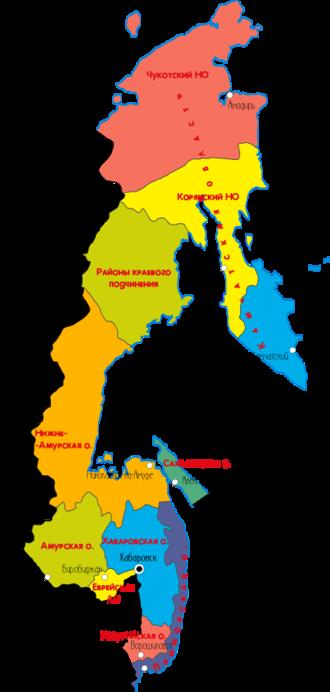 Far Eastern Krai - Far Eastern Krai in 1938