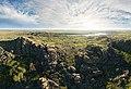 Заповiдник «Кам'янi Могили», панорама з дрона, 12 кадрiв.jpg