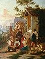 Картина Ф Бороннікова Біля каплиці.jpg