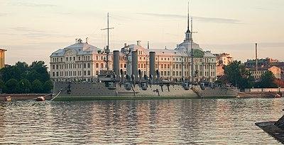Rusyadaki tek Nehir Filosu Müzesi