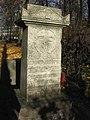 Надгробие Афанасьева-Чужбинского А С.JPG