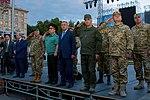 На Хрещатику пройшла підготовка до Маршу Незалежності 901 (20564773860).jpg