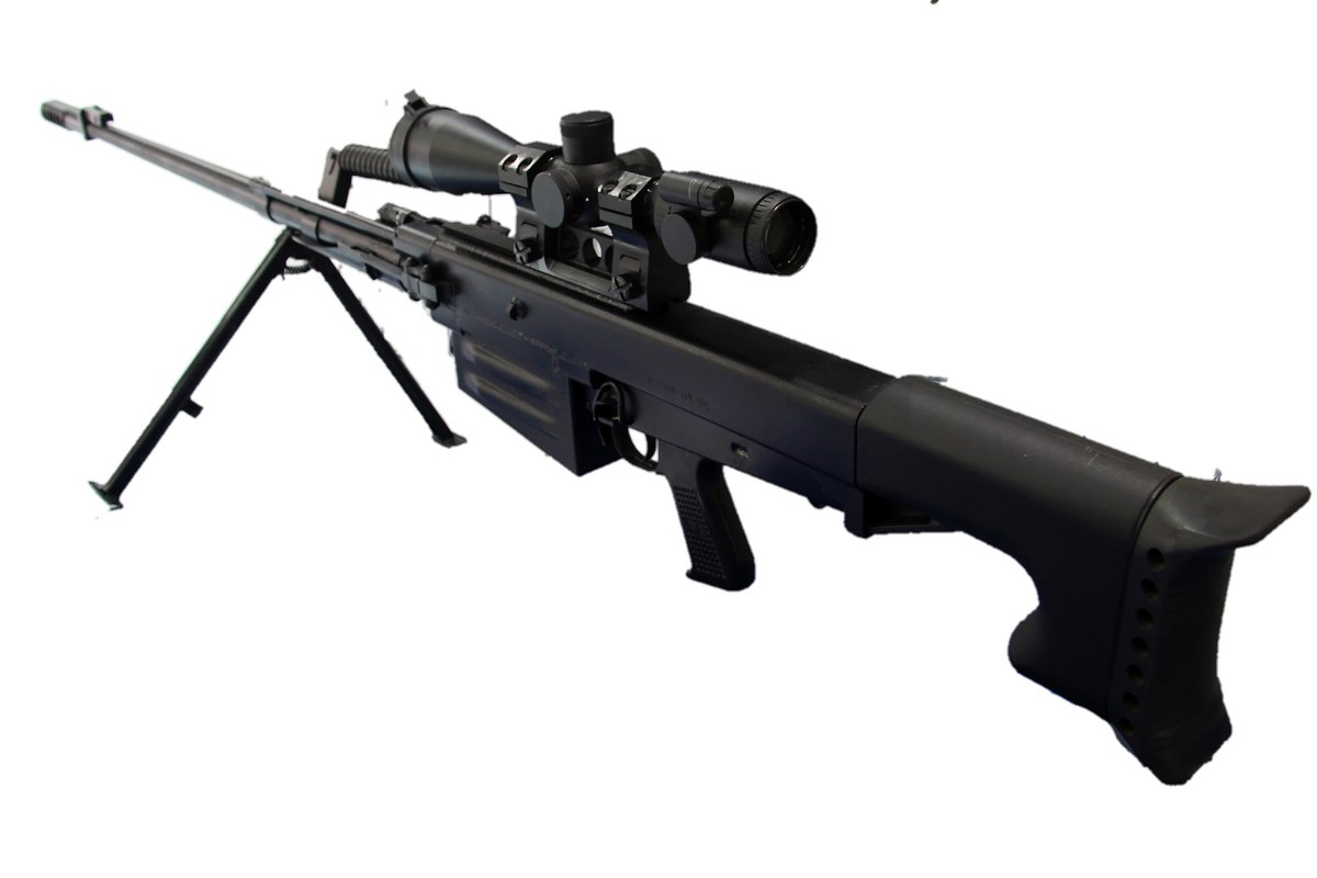 Production of Russian large-caliber sniper rifle OSV-96 began in Vietnam 69