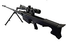 Anti-materiel rifle - Wikipedia